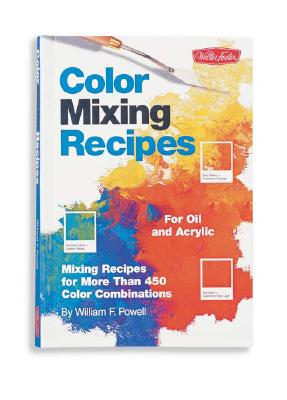 Color Mixing Recipes By Powell, William F.